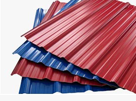 Roof Sheet Manufacturer in India-Deck Sheet Manufacturer